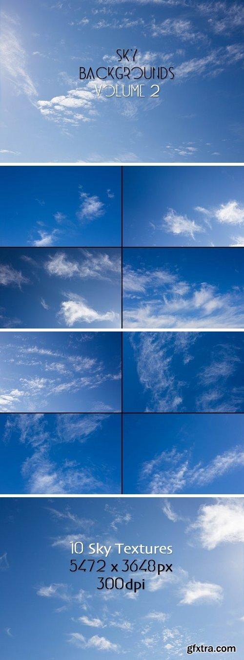 CM - Sky Backgrounds Vol. 2 1800156