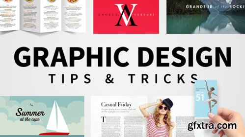 Lynda - Graphic Design Tips & Tricks Weekly (Updated 11/30/2018)