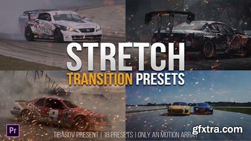 stretch transition presets premiere pro templates 147160 free