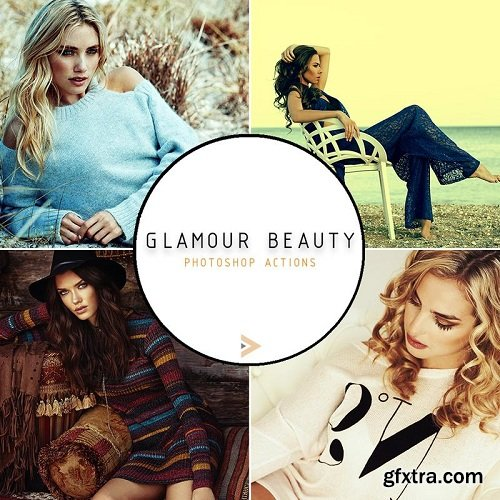 Glamour Beauty - Photoshop Actions