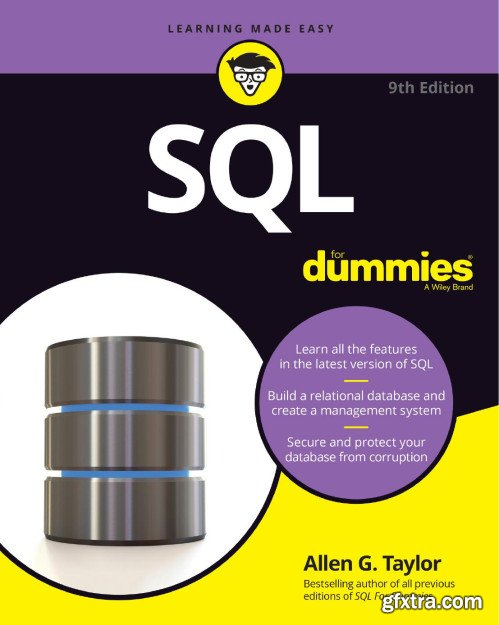 SQL For Dummies (For Dummies (Computer/Tech)), 9th Edition