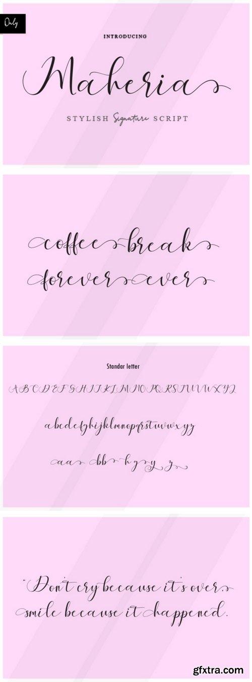 CM - Maheria Script 2954518