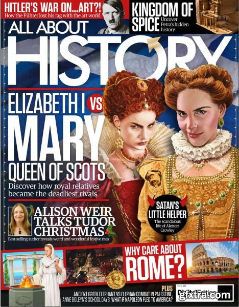 All About History - Issue 72, 2018