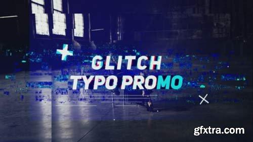 Videohive - Glitch Typo Promo - 19601146