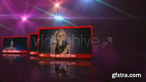 Videohive OPTICAL EVOLUTION - next generation flares 102648