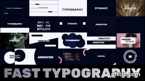 MA - Fast Typography After Effects Templates 148136
