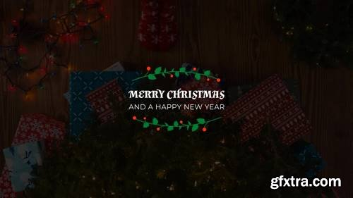 MA - Christmas Titles After Effects Templates 147835