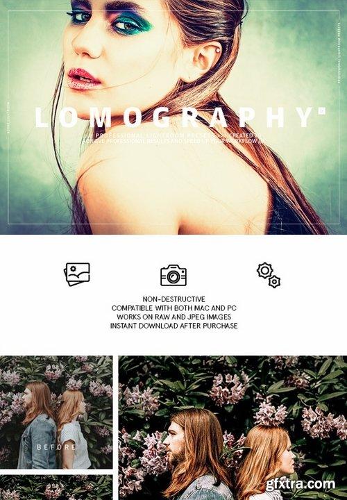 GraphicRiver - Lomography LR 21965348