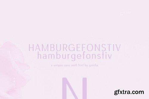 CM - Novae - Unique Sans Serif Font 2682315
