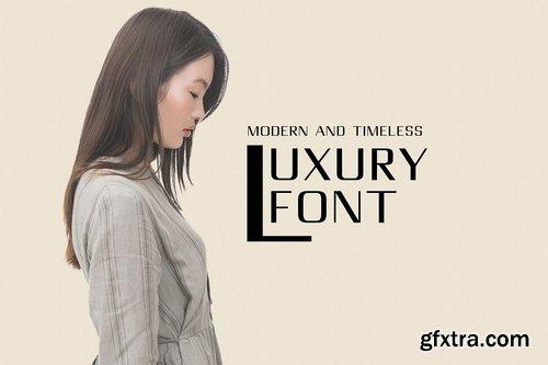 CM - Camelot - Luxury Sans Serif 2816292
