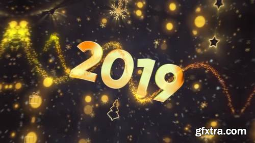 MA - New Year Countdown After Effects Templates 147813