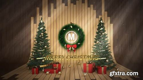 MA - Christmas Logo After Effects Templates 147734