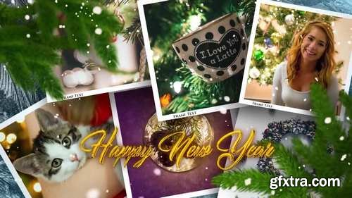 MA -  Christmas Slideshow After Effects Templates 147784