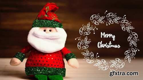 MA - Doodle Christmas Bundle After Effects Templates 147505