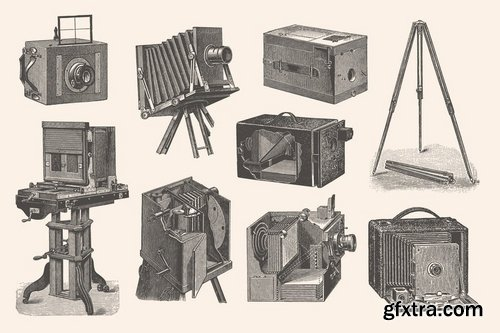 Photography - Vintage Illustrations
