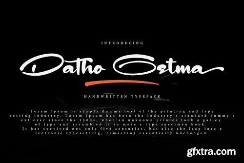 CM - Datho Ostma 3247863