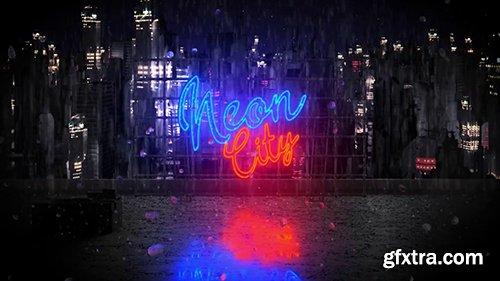 Neon City Logo 146742