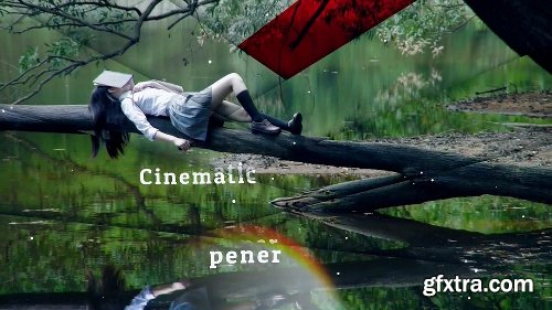 Videohive Cinematic Opener 19996864