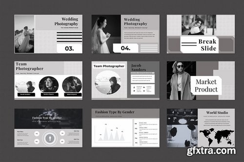 Elliana - Powerpoint Keynote and Google Slides Templates