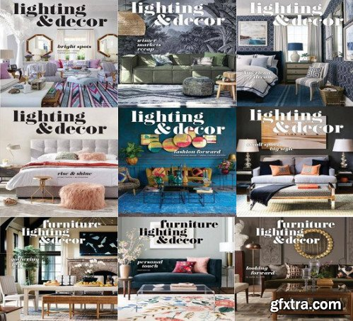 Lighting & Decor - Full Year 2018 Collection