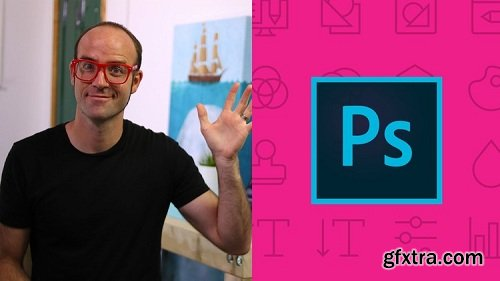 Adobe Photoshop CC – Essentials Training Course (Updated 11.2018)