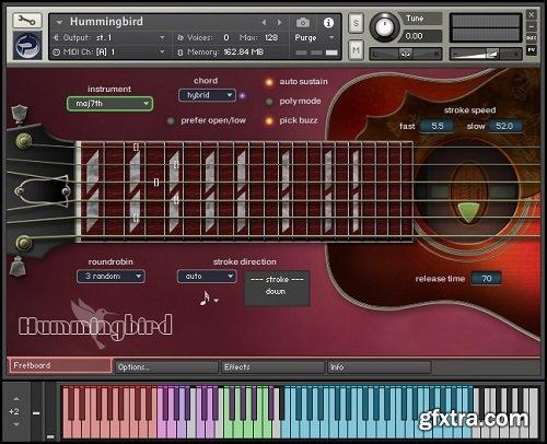 Prominy Hummingbird v1.2.0 FULL KONTAKT-AWZ