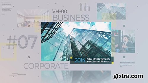Corporate Presentation - After Effects 134301