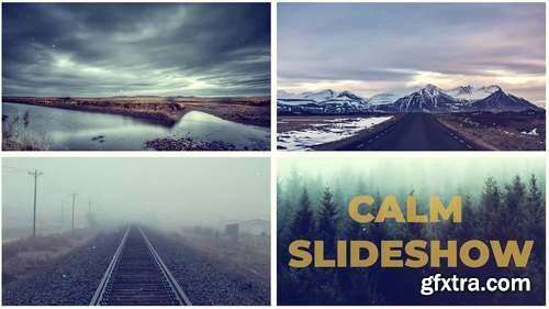 MA -  Slideshow After Effects Templates 90817