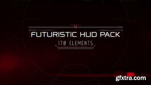 Videohive HUD Infographic 17692163