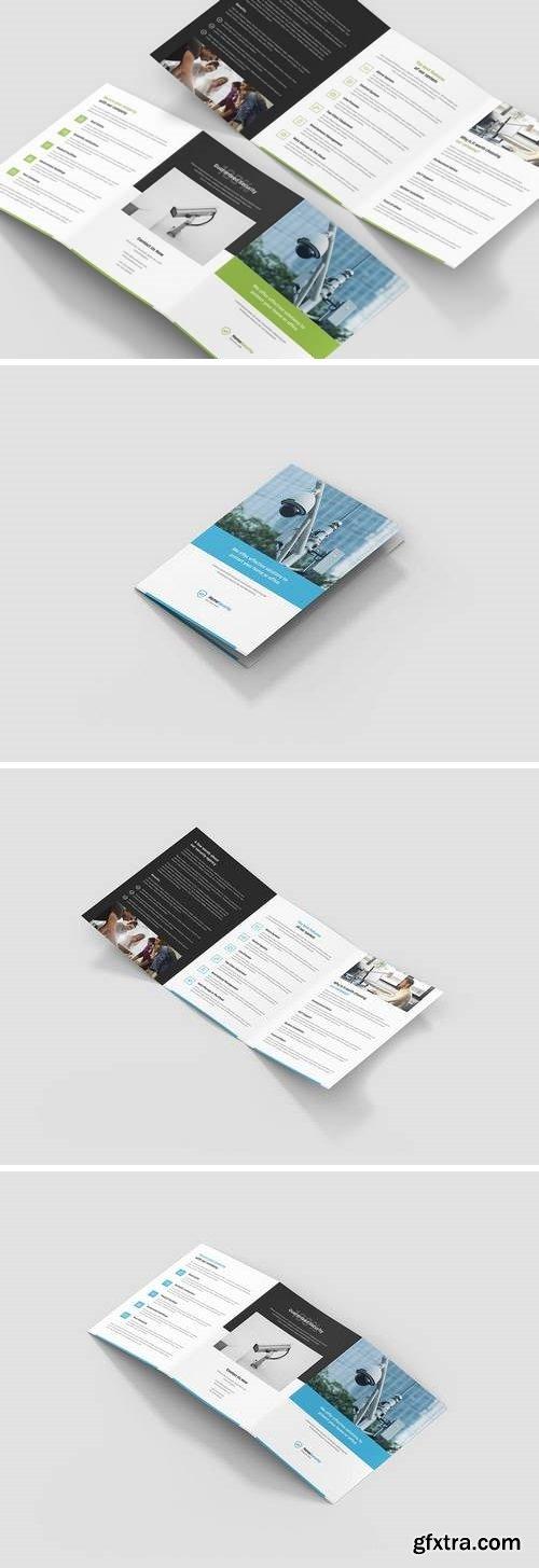 Brochure – Home Security Tri-Fold A5