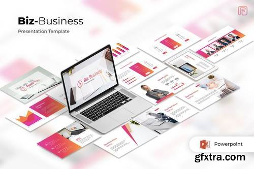 Biz-Business - Powerpoint, Keynote, Google Sliders Templates