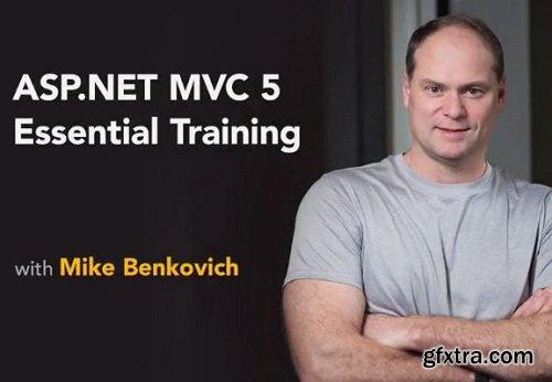 Lynda - ASP.NET MVC 5 Essential Training (2018)