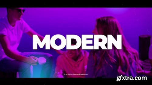 MA - Modern & Clean Opener After Effects Templates 84179