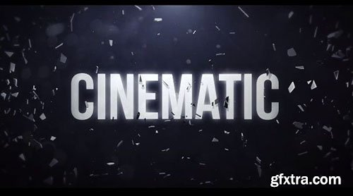 Trailer Titles - After Effects 148549