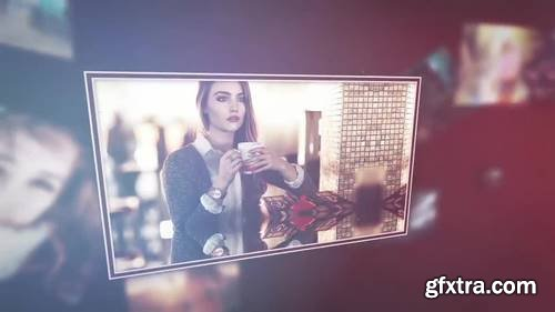 MA -  Clean Slideshow After Effects Templates 59777