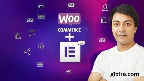 WordPress E-commerce theme for Woocommerce using Elementor 2.0