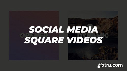MA -  Square Openers Project After Effects Templates 148409