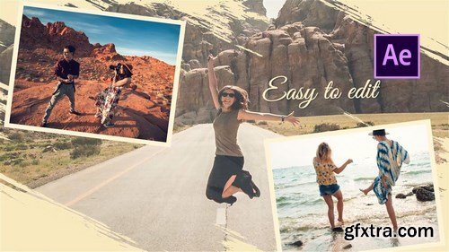 MA -  Inspiration Slideshow After Effects Templates 148440