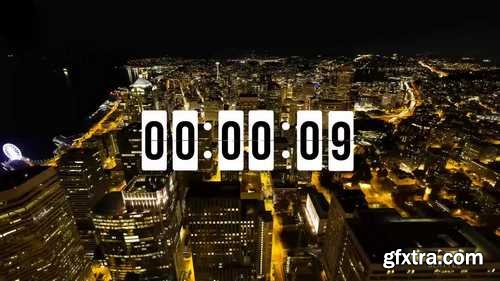 MA - Timer Toolkit After Effects Templates 147345