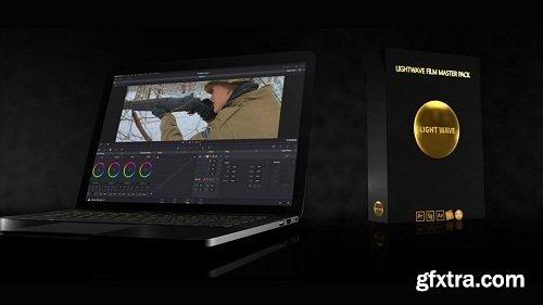 LightWave Film LUT Master Pack 3.0 (Win/Mac)