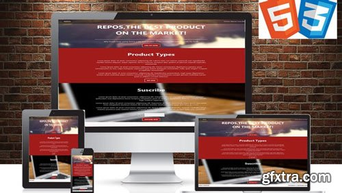 Responsive Web Development with HTML5 & CSS3 For Beginners
