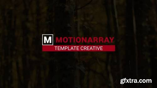 MA - 15 Titles After Effects Templates 59929