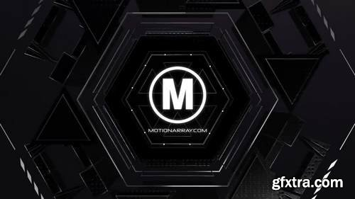 MA -  Logo Machine Reveal After Effects Templates 59895