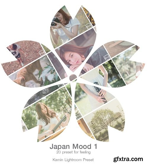 Kamin Japan Mood Lightroom Presets Set 1