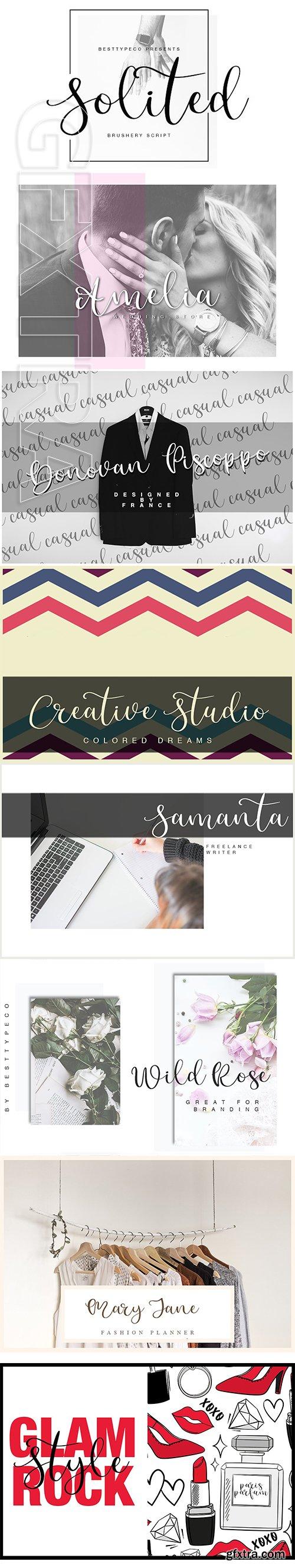CreativeMarket - Solited 3230379