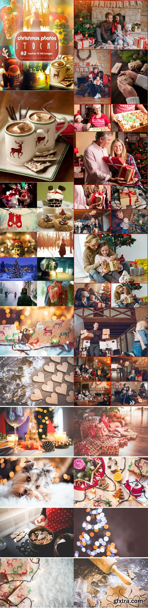 43 Christmas & New Year Photos & Wallpapers Collection 1