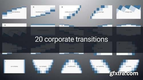 MA -  Transitions After Effects Templates 59740