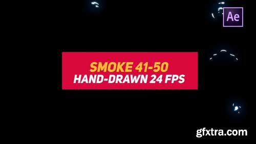 MA - Liquid Elements Smoke 41-50 After Effects Templates 59828