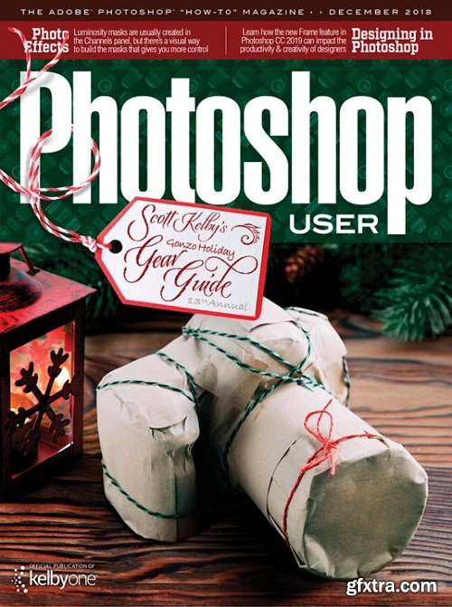 Scott Kelby's  13th Annual Gonzo Holiday Gear Guide