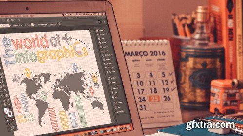 The world of infographics 2017